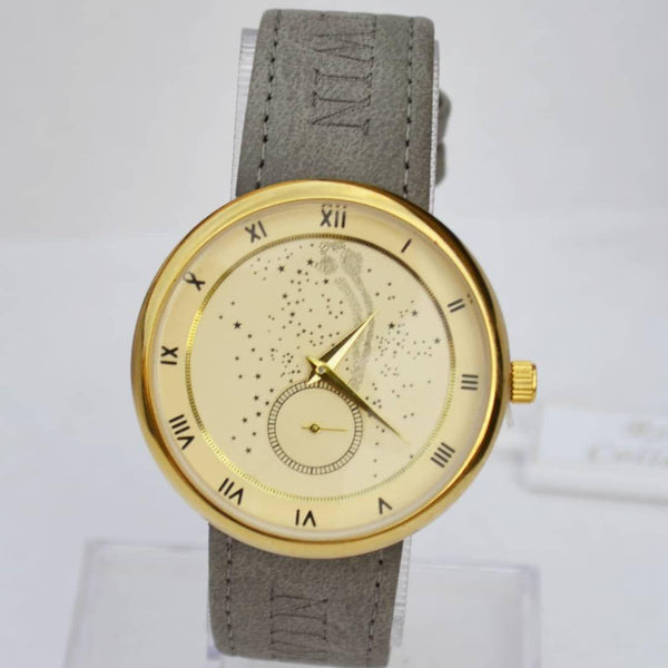 Bestwin Gold Men's Watch In Round Dial