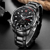 Naviforce Black Men's Watch 2