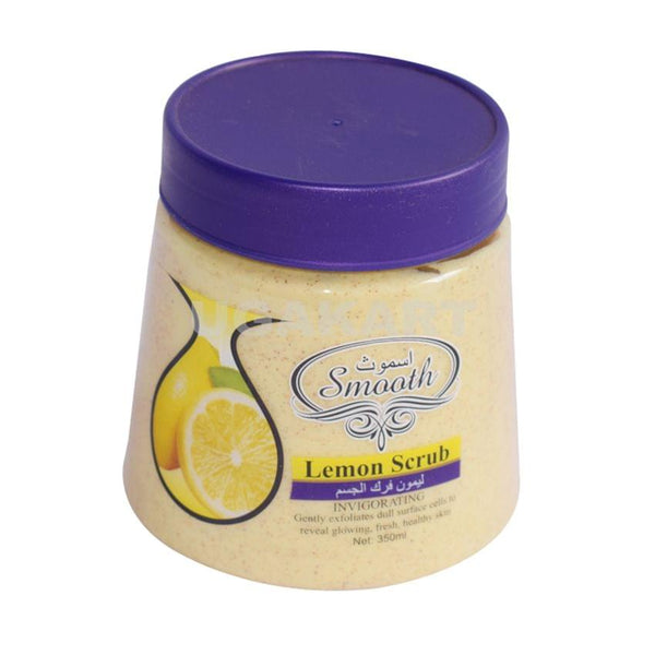 Smooth Lemon Scrub 350Ml