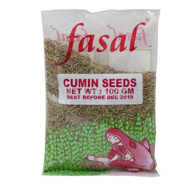Fasal Cumin Seeds 100Gm