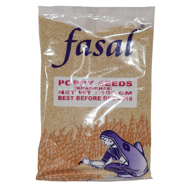 Fasal Poppy Seeds 100Gm