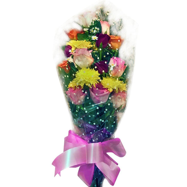 Fresh Flower Bouquet (15 Flowers)