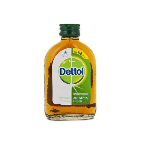 Dettol Anstiseptic Liquid 110Ml