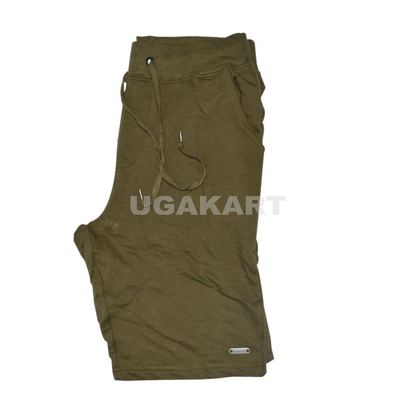 Army Green Shorts For Men's
