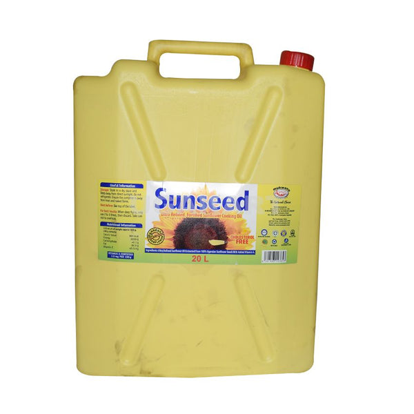 SUNSEED SUN FLOWER OIL 20L