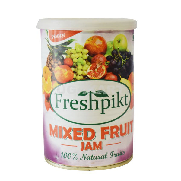 Freshpikt Mixed Friut Jam 500Gm