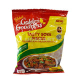 Seba's Golden Goodness Tasty Soya Pieces Chicken Flavours 90Gm