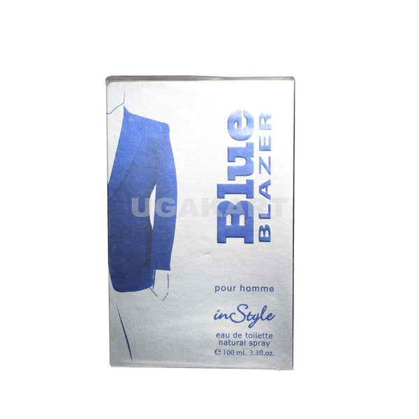 Blue Blazer In Style Natural Toilette Spray 100Ml