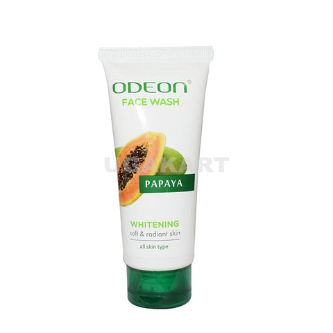 Odeon Papaya Face Wash 50Ml