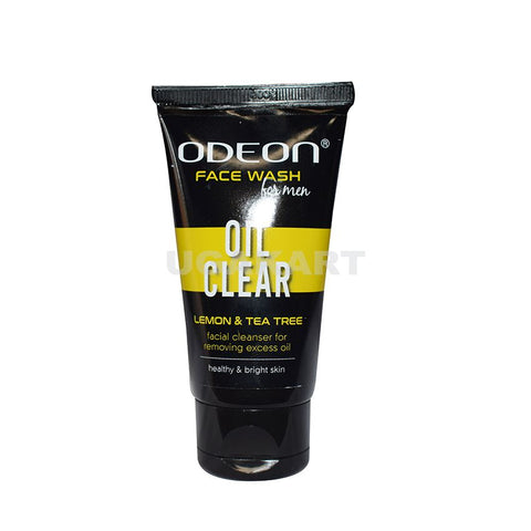 Odeon Lemon & Tea Tree Face Wash For Men 50Ml