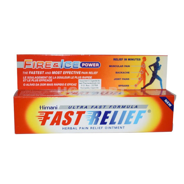 Himani Fast Relief Herbal Pain Relief Ointment 25Ml