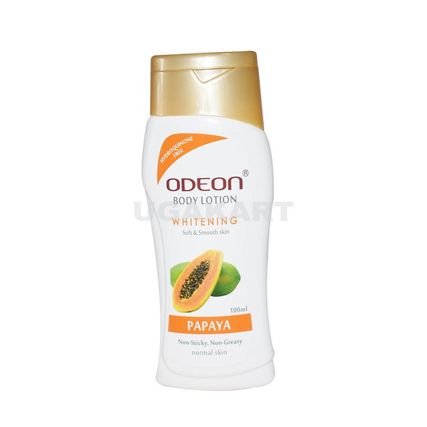 Odeon Body Lotion Papaya 100Ml