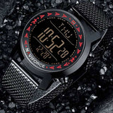 Naviforce Black Dail Watch
