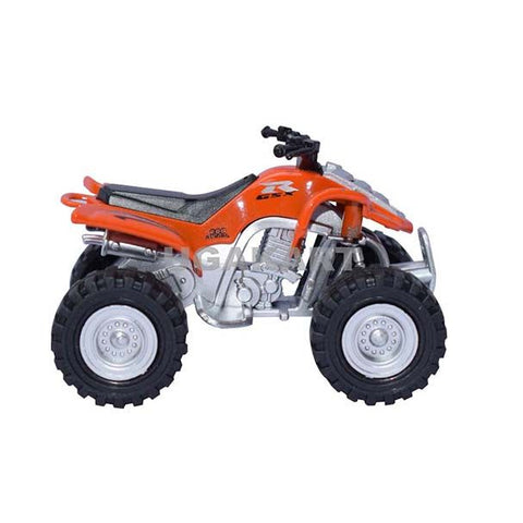 Alloy Model Beach Motorcycle for Kids (Orange)