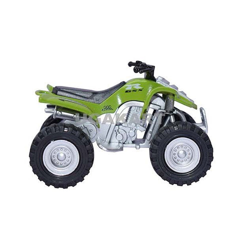 Alloy Model Beach Motorcycle for Kids (Green)