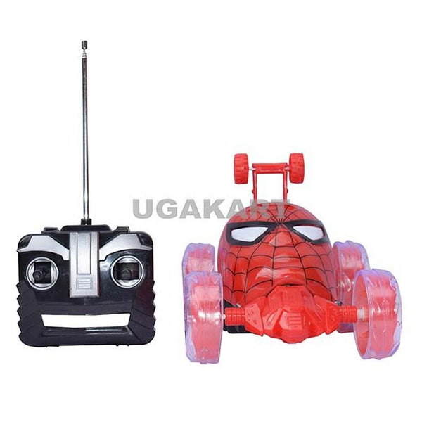 Spider Man Remote Control Car For Kids