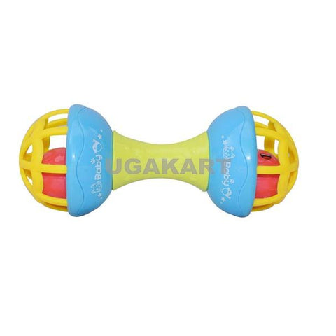 Baby Dumbell Rattle