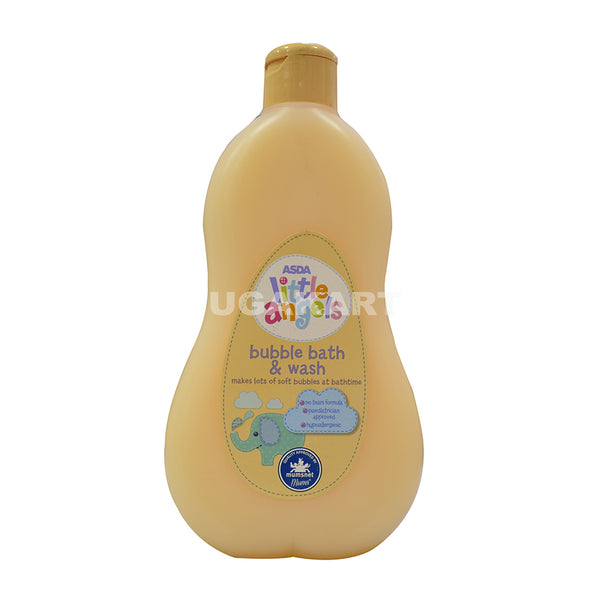 Little Angels Bubble Bath And Wash 500Ml