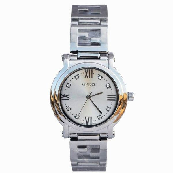 Guess Silver Men's Watch