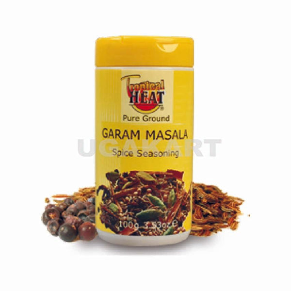 Tropical Heat Garam Masala 100Gm