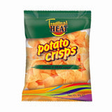 Tropical Heat Potato Crisps Cheese & Onion Flavour 50Gm
