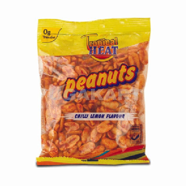 Tropical Heat Peanuts Chilli Lemon Flavour 70Gm