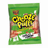 Tropical Heat Chooze Puffs Baked Corn Chilli Lemon Flavour 20Gm
