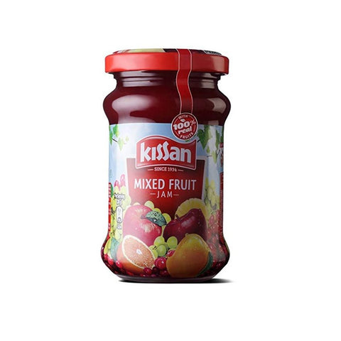 Kissan Mix Fruit Jam 250Gm
