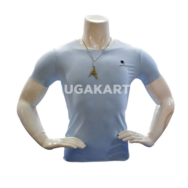 Light Blue Short Sleaved T-Shirt