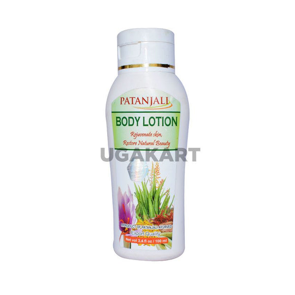 Patanjali Body Lotion 100Gm