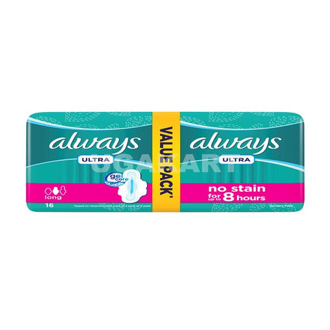 Always Ultra Long Sanitary Pads S3D(Value Pack)