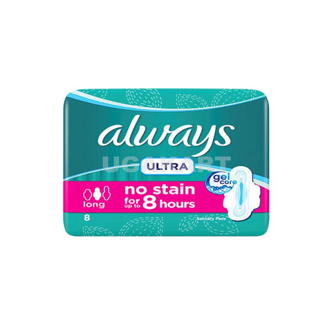 Always Ultra Long Sanitary Pads S3