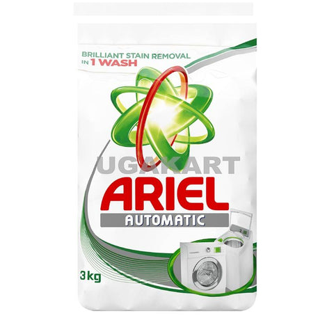 Ariel Automatic Detergent Powder 3Kg