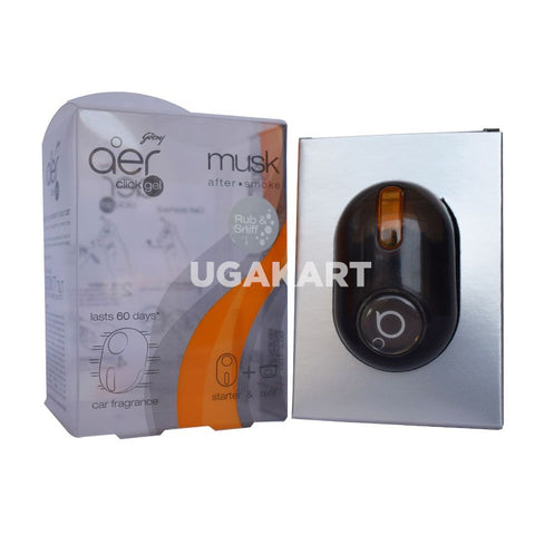 Aer Click Gel Musk After Smoke 45gm