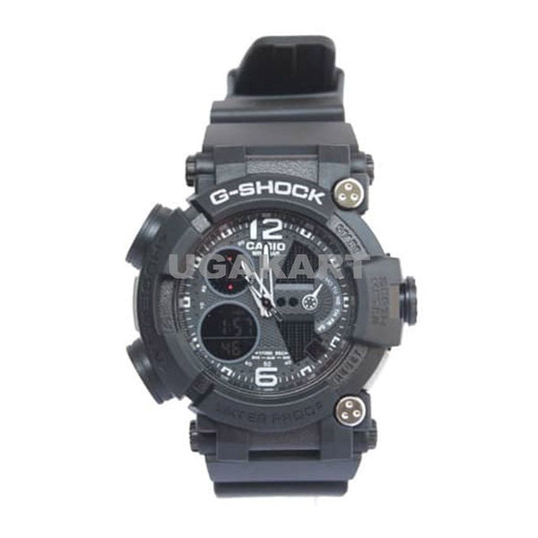 G-Shock Casio Black Men's Dual Watch