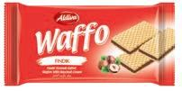 Waffo Wafer Biscuit With Hazelnut Cream 160 gm