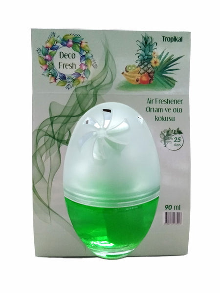 SEBU DECOFRESH TROPICAL FLOWER 90 ml