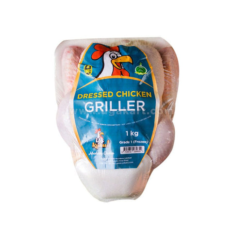YO KUKU Dressed Chicken Griller 1kg