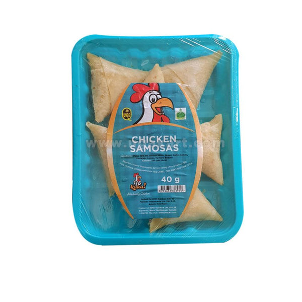 YO KUKU Chicken Samosas 40gm