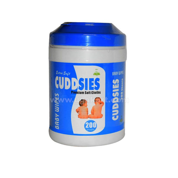 CUDDSIES Extra Soft Baby Wipes 200sheets
