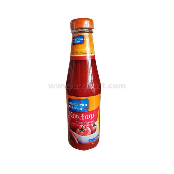 American Garden U.S.Ketchup Chilli Flavour 340gm
