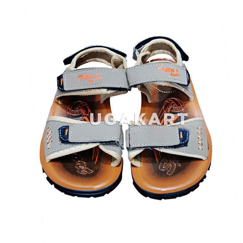 TIKA UNCLE'S light Brown Sandles 4 to 14 yrs