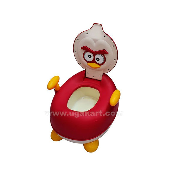 Red And Yellow Angry Bird Baby 's Potty