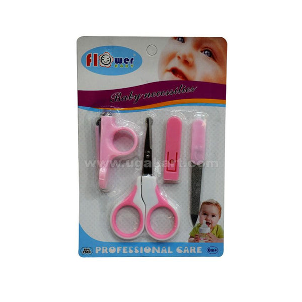 FLOWER Baby Necessities Professional Care (pink)