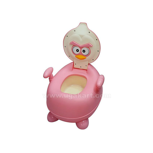 Pink Angry Bird Baby's Potty