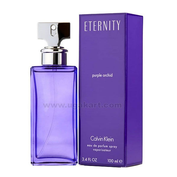 Calvin Klein ETERNITY Purple orchid Perfumed Spray for Womens 100ml