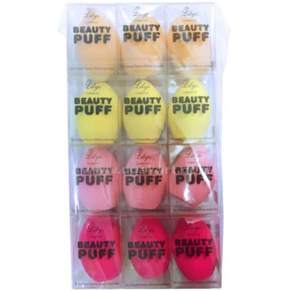 LILY'S Beauty Puffs 100gm