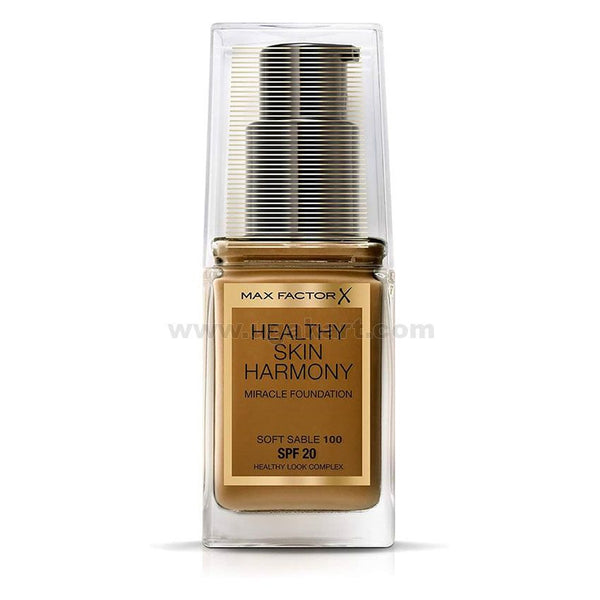 MAX FACTOR X Healty SKIN Harmony MIRACLE foundation 141