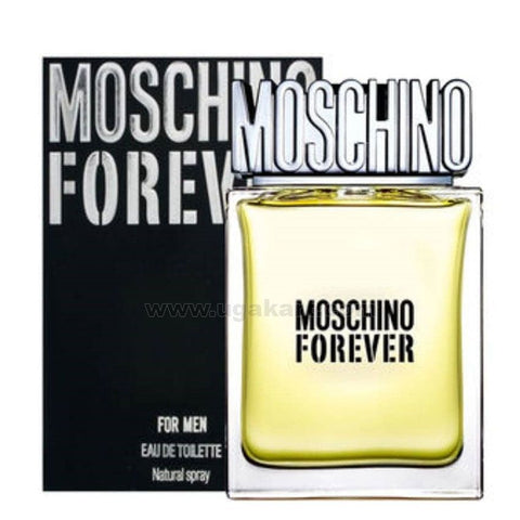 MOSCHINO FOREVER Natural Spray For Men 100ml