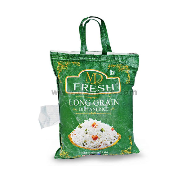 MD Fresh Long Grain Biryani Rice 5 kg